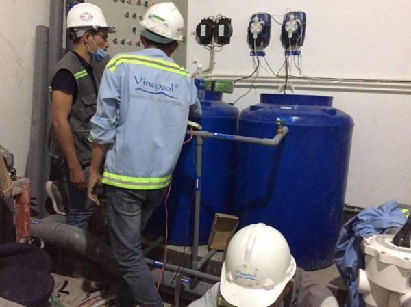 VianPool (Tiếng Việt) Công ty cung cấp và lắp đặt thiết bị hồ bơi Pentair
