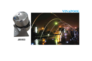 WATER SPRAYER JB5003