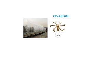WATER SPRAYER KF-012