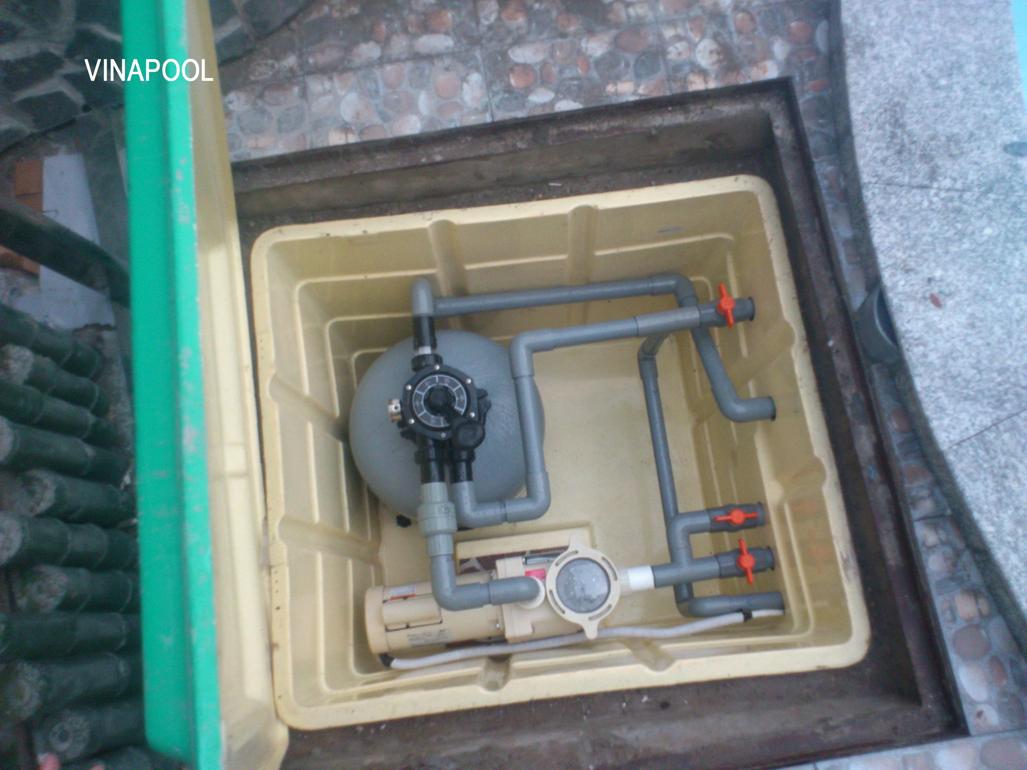 VianPool (Tiếng Việt) Công ty cung cấp và lắp đặt thiết bị Emaux