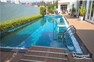 VianPool (Tiếng Việt) HỒ BƠI VILLA MRS. PHƯƠNG LINH