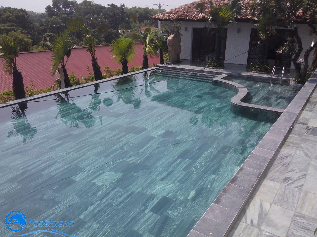 VianPool (Tiếng Việt) Quy trình lắp đặt thiết bị hồ bơi khu dân cư, hồ công cộng