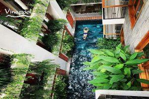 VianPool (Tiếng Việt) Hệ thống nước nóng bơm nhiệt PONTE BOUTIQUE VILLA