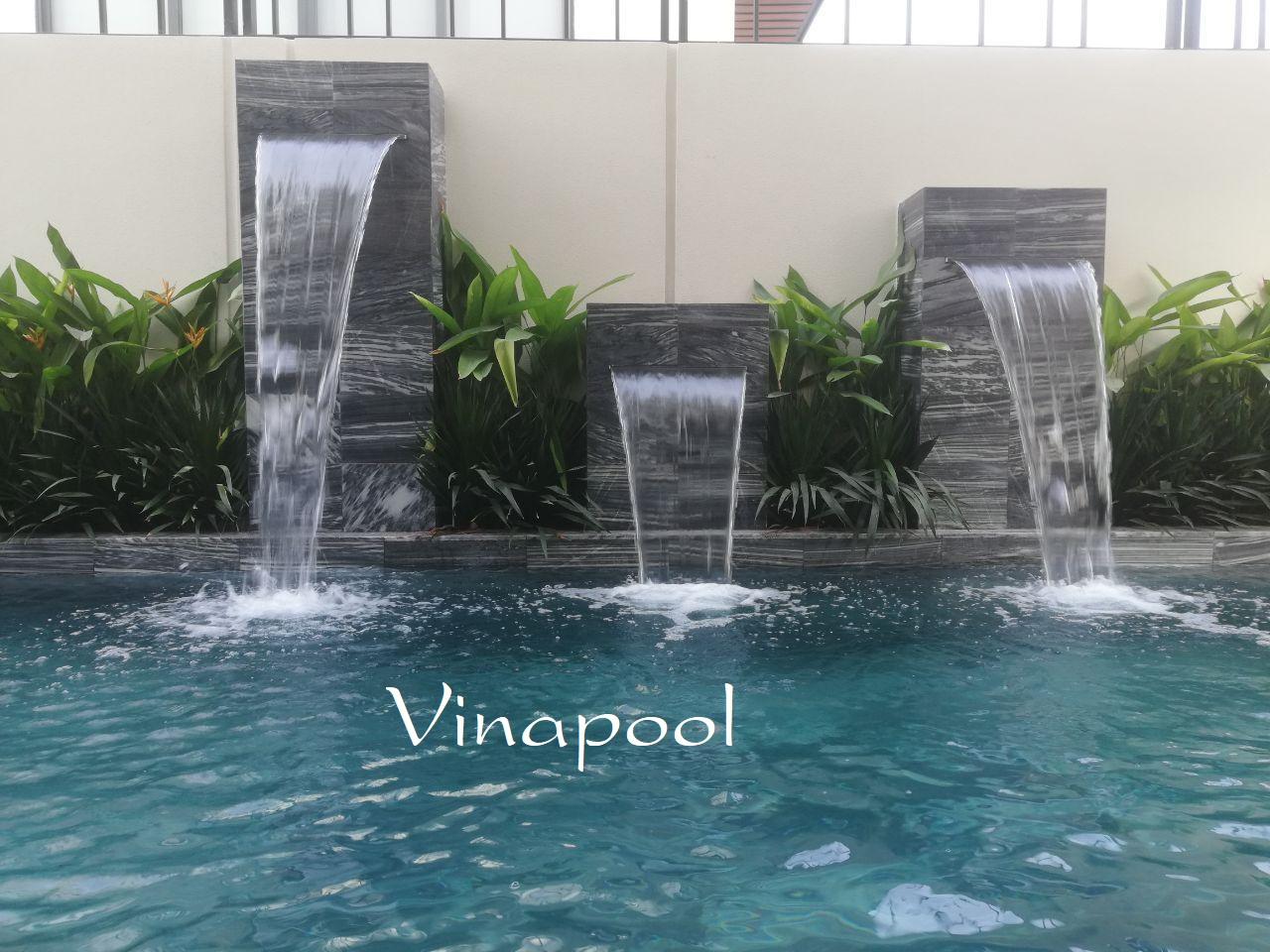 VianPool (Tiếng Việt) Công ty chuyên thi công hồ bơi, bể bơi gia đình tại Tp. Hồ Chi Minh