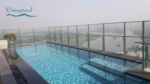VianPool Thiết kế, cung cấp và lắp đặt thiết bị hồ bơi hồ bơi The Nassim