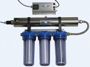 VianPool (Tiếng Việt) Thiết bị xử lý nước nguồn băng tìa cực tím UV HOME BIO-UV