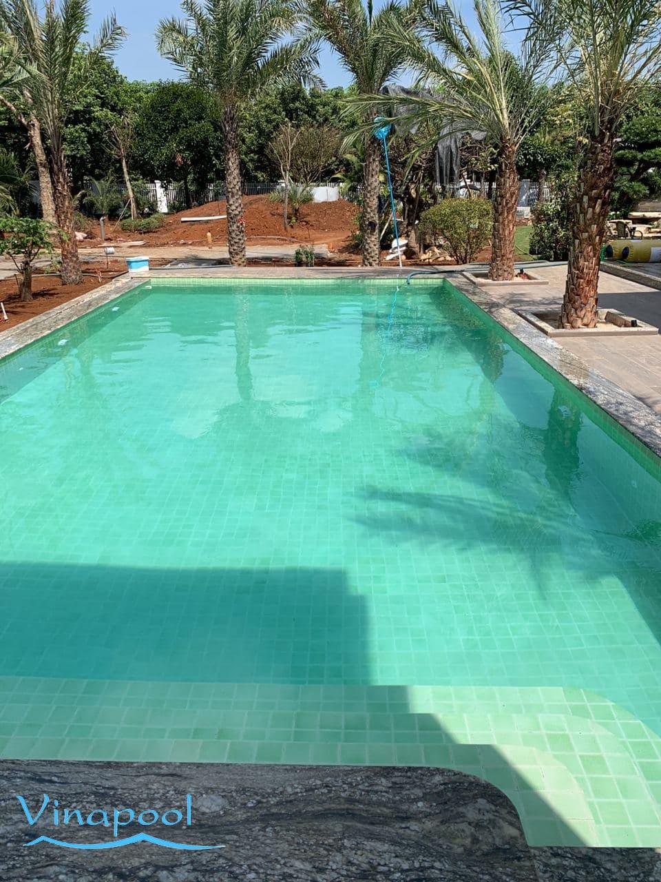 Hồ bơi Gia đình C Linh - Long Khánh