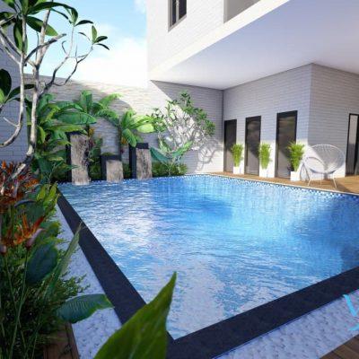VianPool (Tiếng Việt) Cung cấp lắp đặt thiết bị hồ bơi Gia Đình Cô Hà - Bình Tân