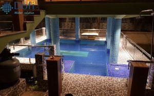 hồ bơi mini cho gia đình
