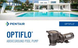 máy bơm hồ bơi pentair Optiflo 1HP