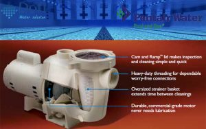 máy bơm lọc nước hồ bơi gia đinh