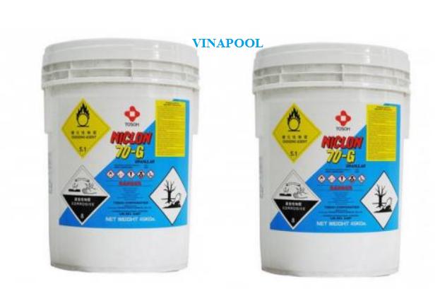 VianPool chlorin-70-niclon-2