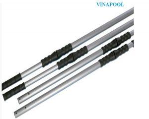 Aluminum poles PUT75EC