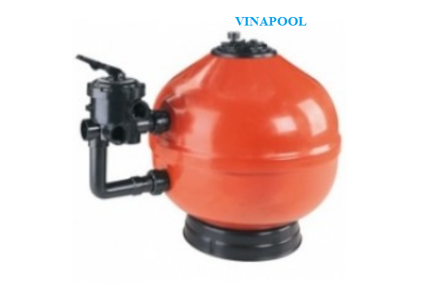 VianPool binh-loc-vesubio-d-450mm-van-hong