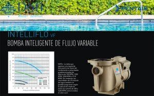 máy bơm hồ bơi Pentair IntelliFlo VF