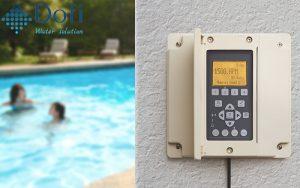 Máy bơm hồ bơi Pentair IntelliFlo có bàn phím