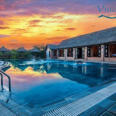 VianPool (Tiếng Việt) HỒ BƠI KHU DU LỊCH NGHỈ DƯỠNG HUẾ LODGE