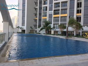 VianPool Thiết kế & lắp đặt hệ thống hồ bơi hồ bơi dự án Pegasuite Q.8