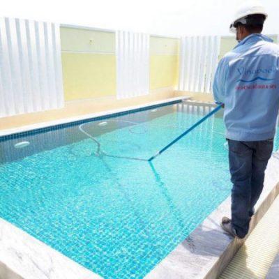 VianPool (Tiếng Việt) Dịch vụ vệ sinh bể bơi tại Tp. Hồ Chính Minh