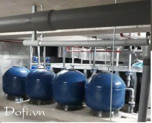 VianPool (Tiếng Việt) Hệ thống lọc hồ bơi MADISON