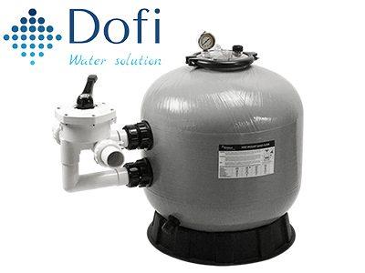 VianPool Sand filter series S450