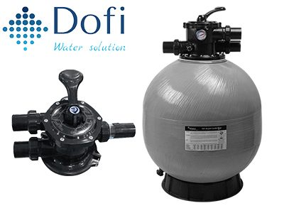 VianPool Sand filter series V450