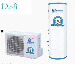 VianPool Domestic split heat pump LWH _ LUCKINGSTAR