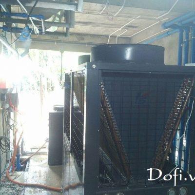 VianPool (Tiếng Việt) Hệ thống nước nóng hồ bơi  Resort Amanoi