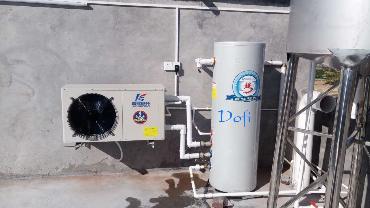 Máy nước nóng tiết kiệm năng lượng